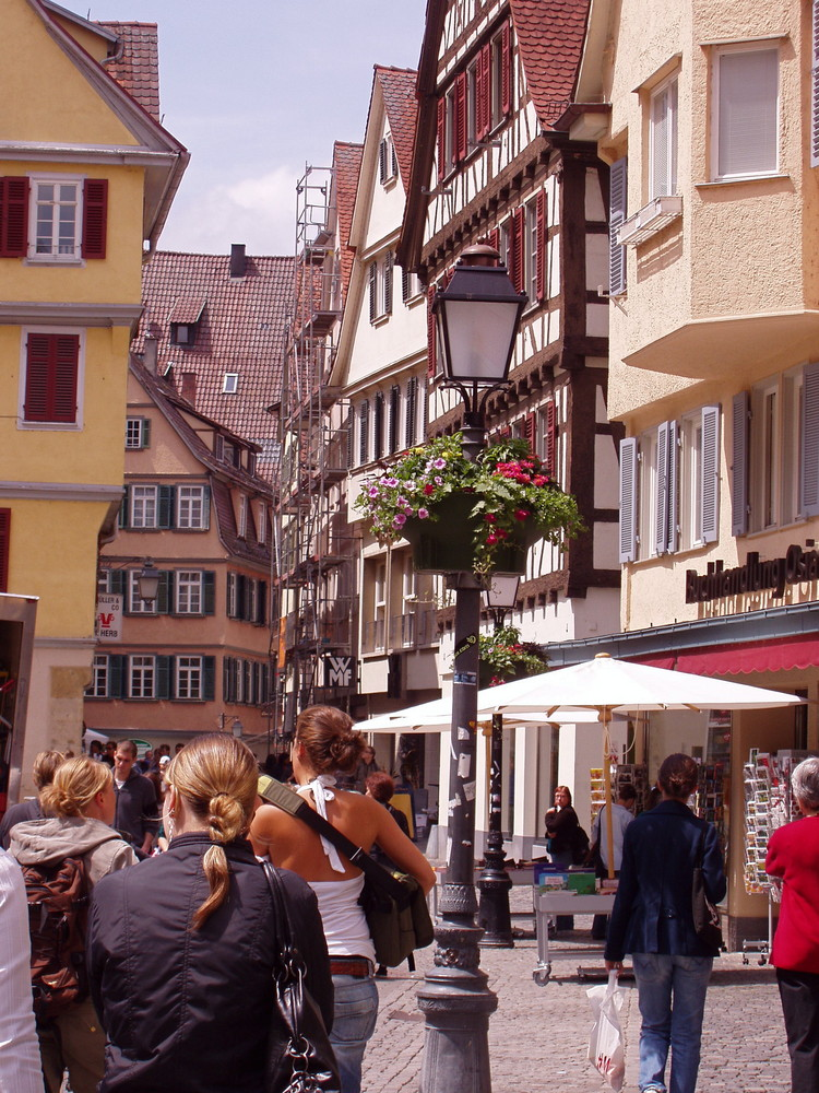 Tübingen, Am Holzmarkt