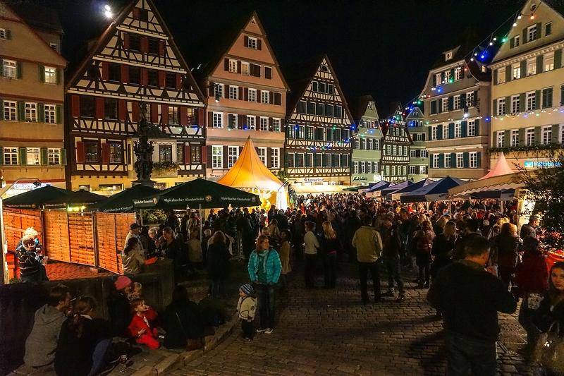 Tübingen feiert