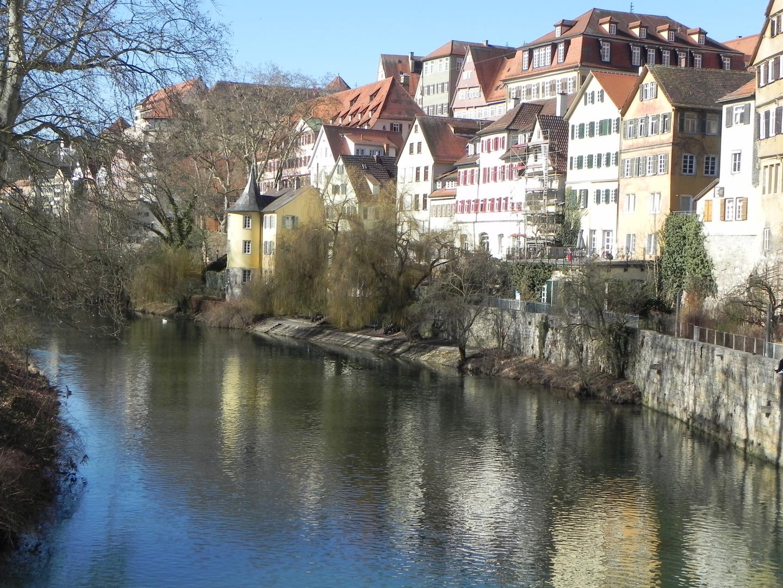 Tübingen mit Hölderlinturm