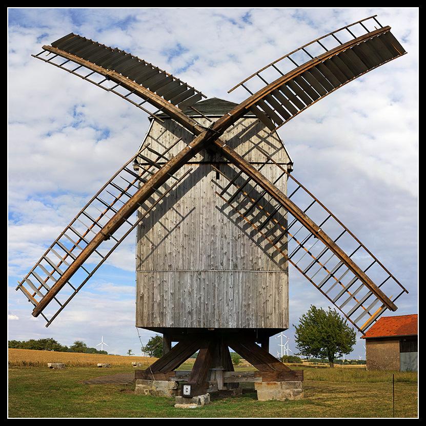 Tüngeda - Windmühle 1