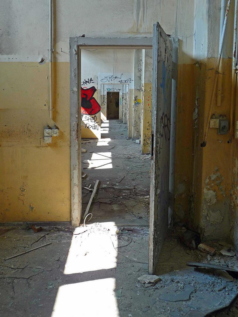 Tür an Tür mit Alice