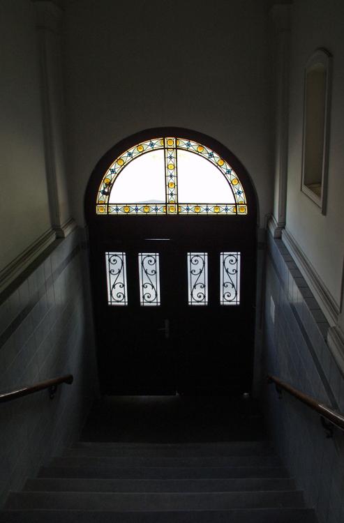 ~ Tür des alten Amtsgerichts ~