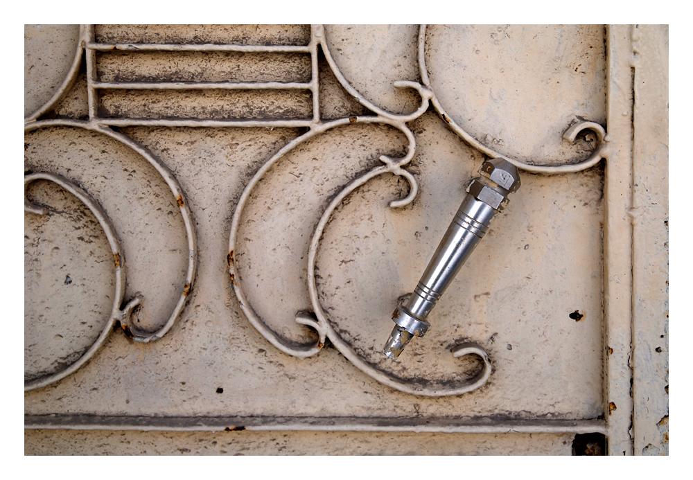 Tür-Detail - Oman - 10