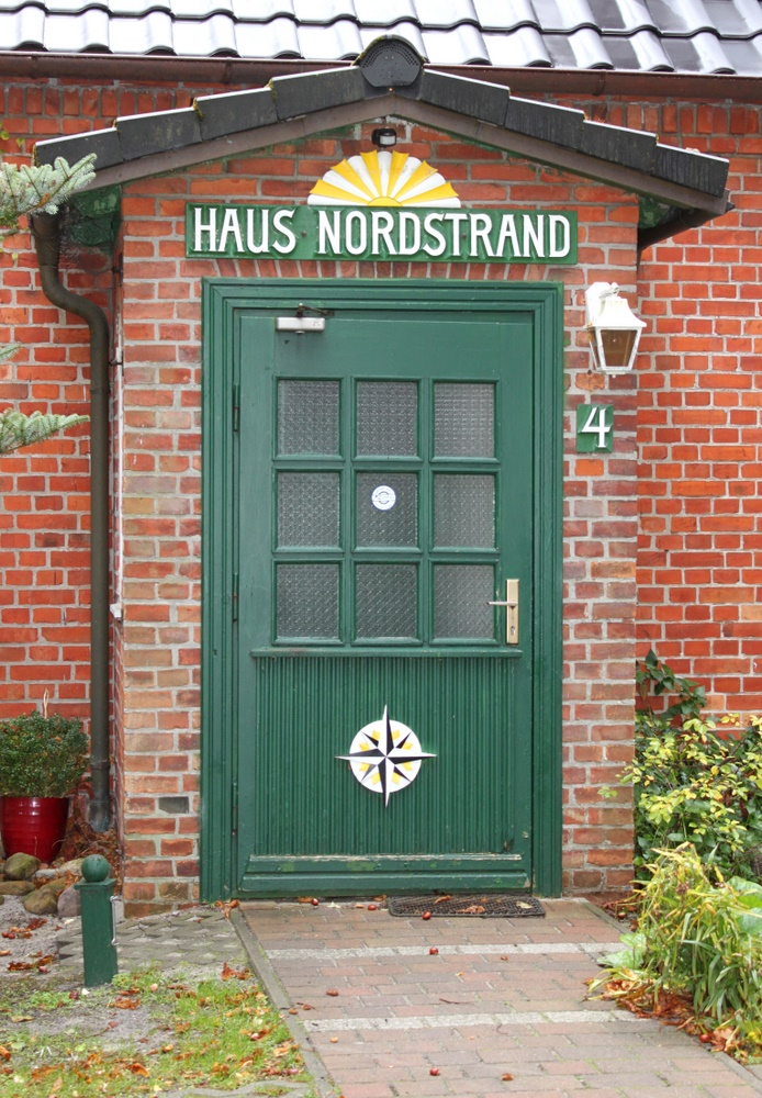 Tür Haus Nordstrand
