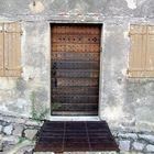 Tür im Beaujolais