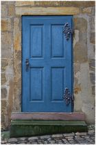 Tür in Bamberg