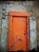 Tür in die Vergangenheit....