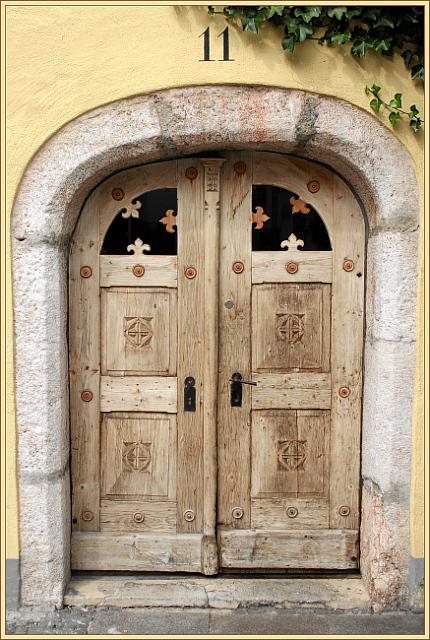 Tür in Füssen