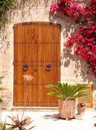 Tür in Pollenca