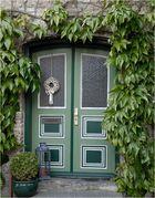 Tür in Sieseby