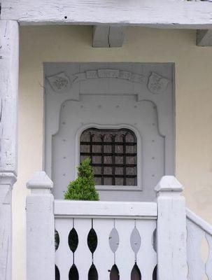 Tür ins Kloster