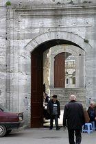 Tür und Tor in Üsküdar