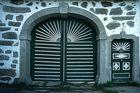 Tür und Tor von einem Mühlviertler Bauernhaus