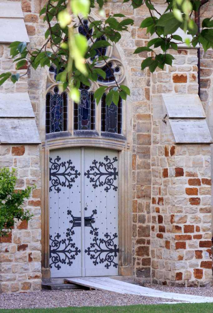 Tür zu Gott