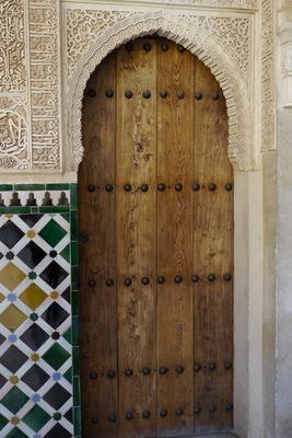 Tür zum Paradies