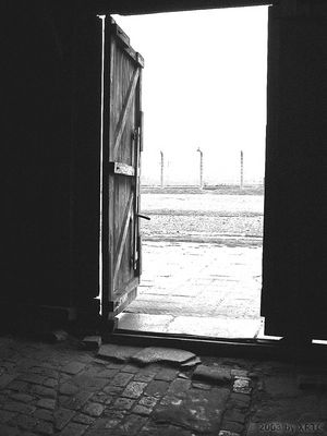 Tür zum Tode