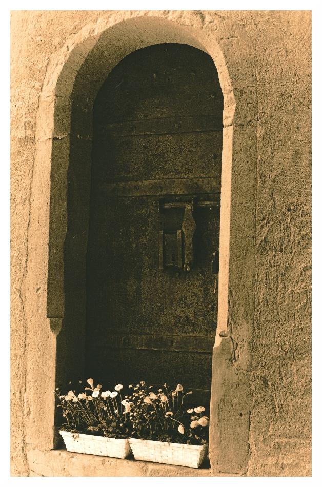 Tür zum Turm