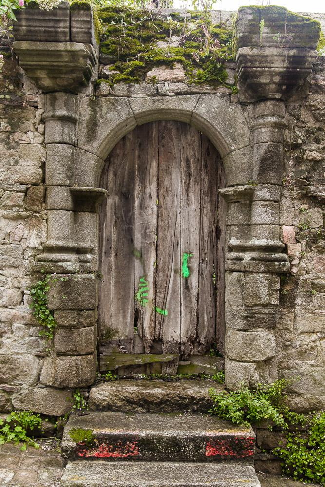 Tür zum vergessenen Garten?