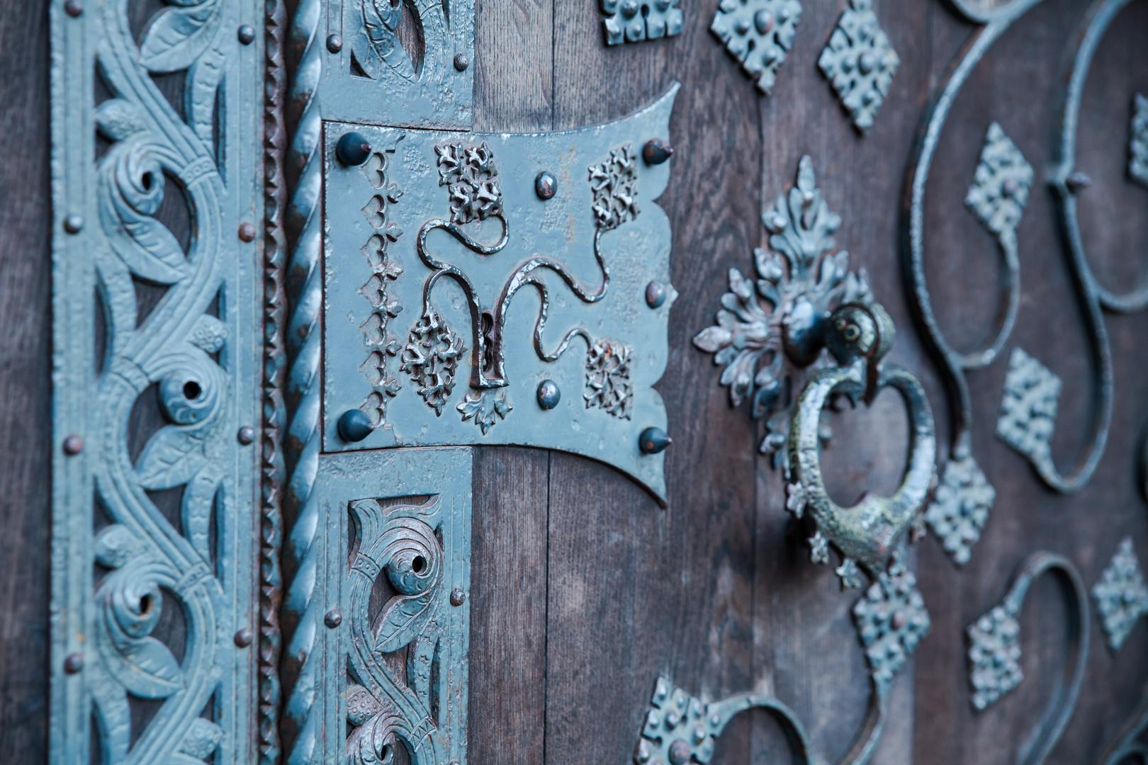 Türbeschlag am Brautportal Bremer St. Petri Dom