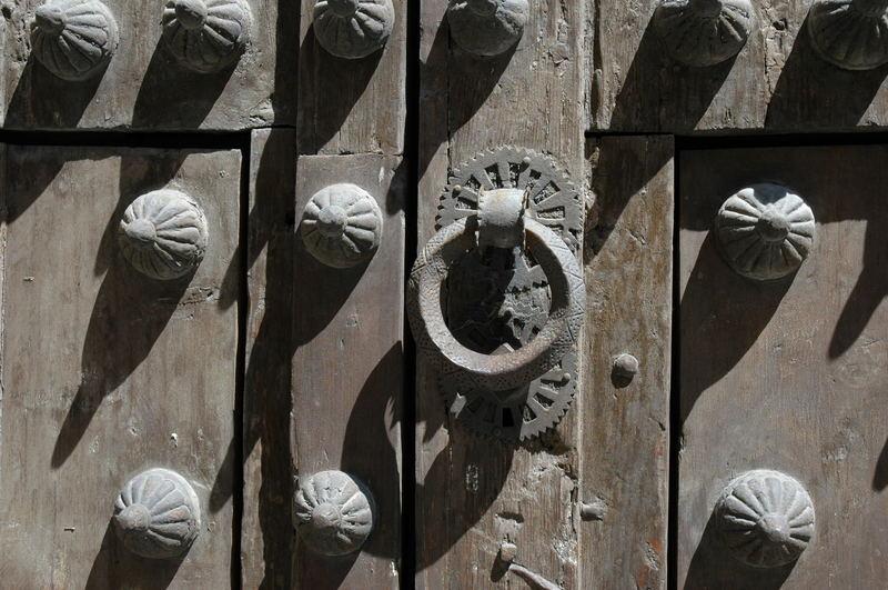Türe in Segovia