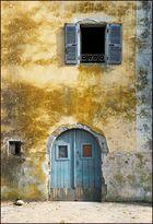Türe und Fenster