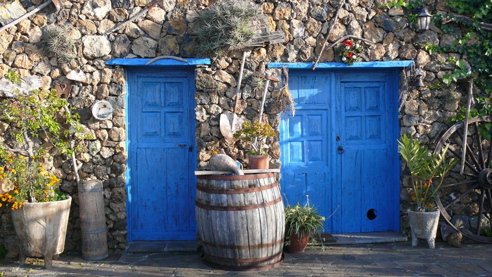 Türen auf Teneriffa 1