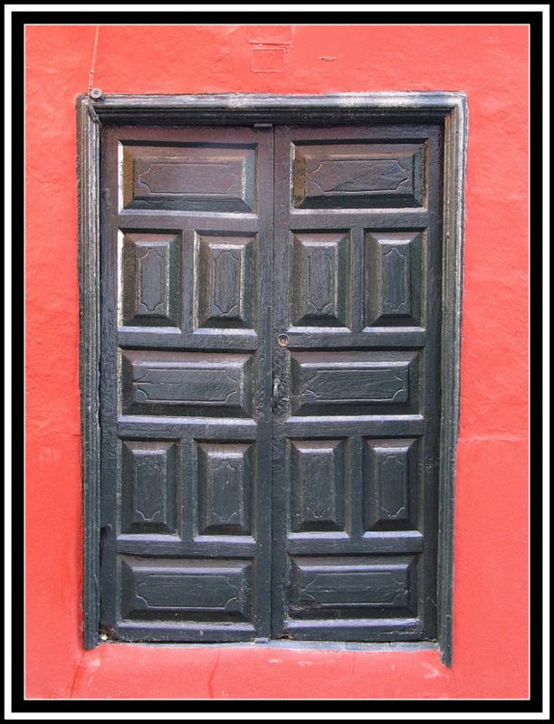 Türen auf Teneriffa 2