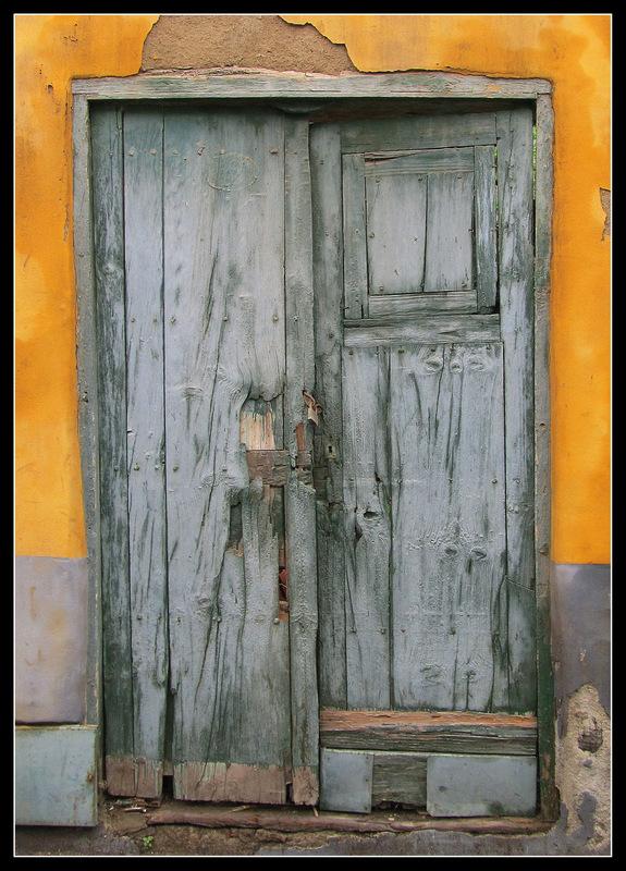 Türen auf Teneriffa