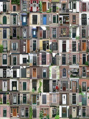 Türen auf Texel