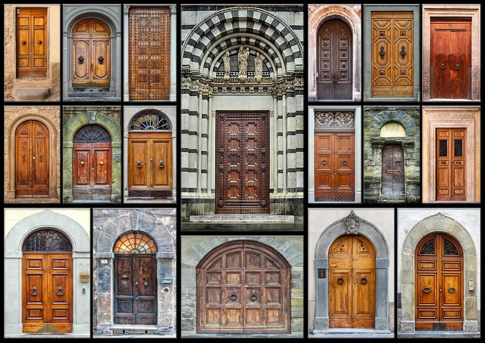 Türen der Toskana