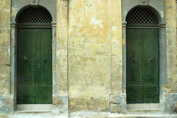 Türen gibts genug in Mdina