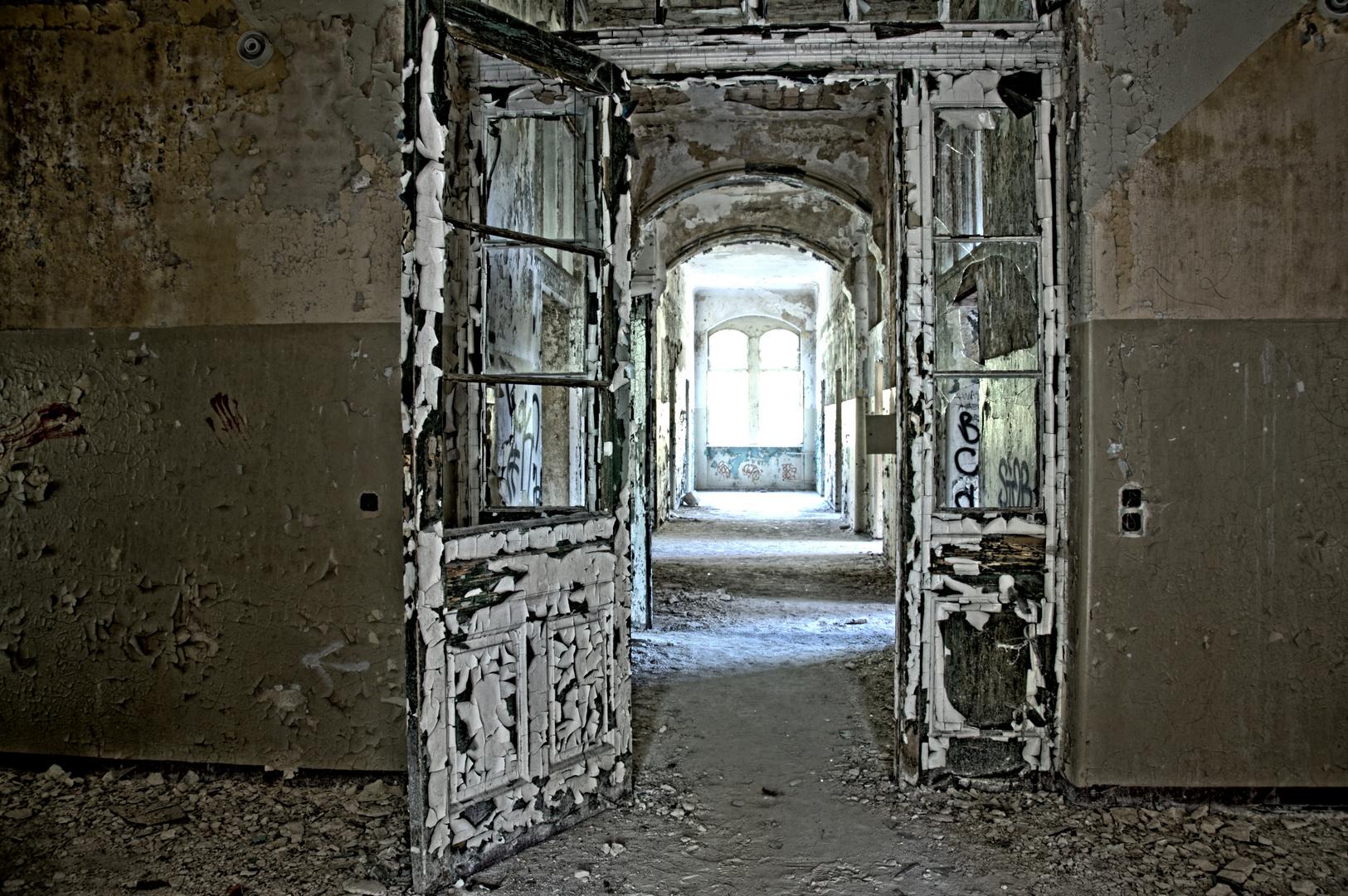 Türen in Farbe