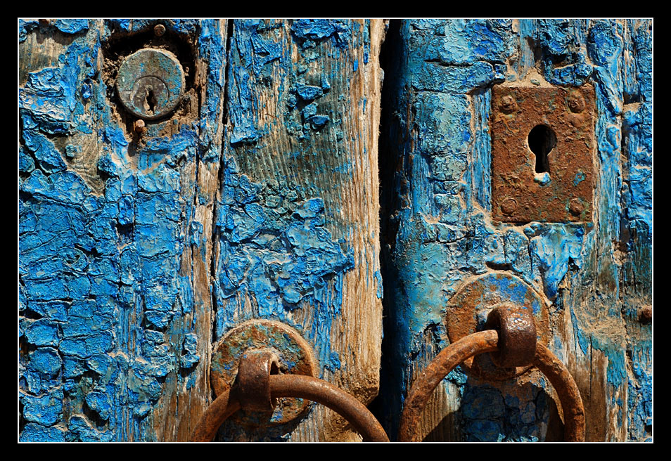 Com türen  Türen in Marokko - 5 Foto & Bild | abstraktes, farben, blau nichts ...