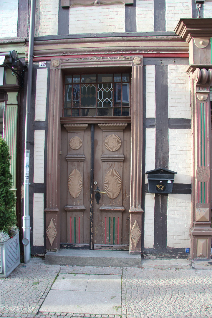 Türen Nr 3