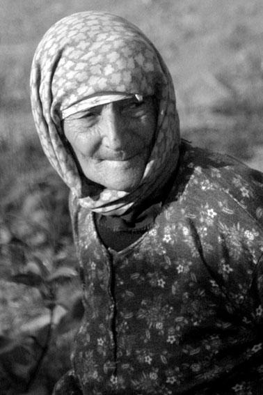Türkei - alte Dame