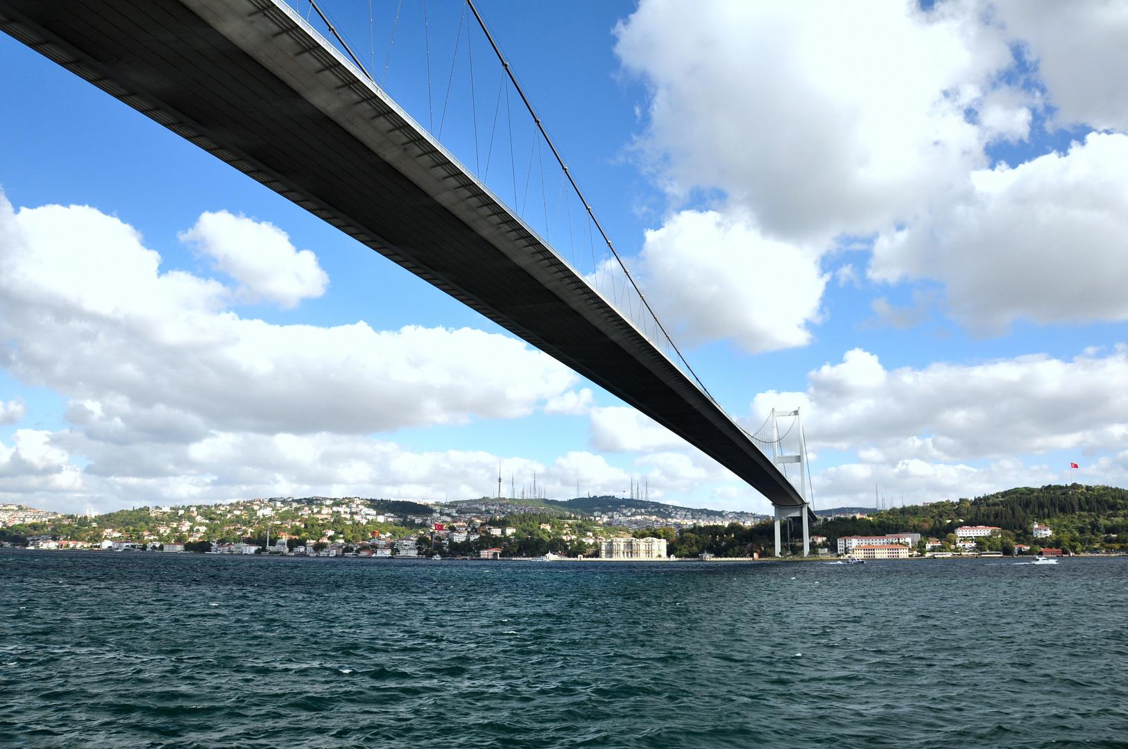 Türkei Bosporus Brücke: Verbindung zwischen Europa und Asien