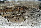 Türkei - das Amphitheater von Hierapolis