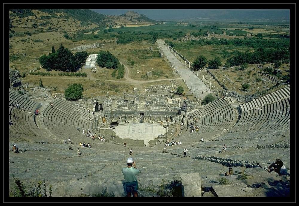 Türkei Ephesos Theater