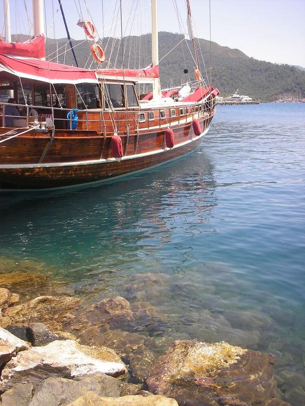 Türkei-Hafen
