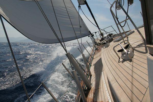 Türkei Südküste mit gutem Wind