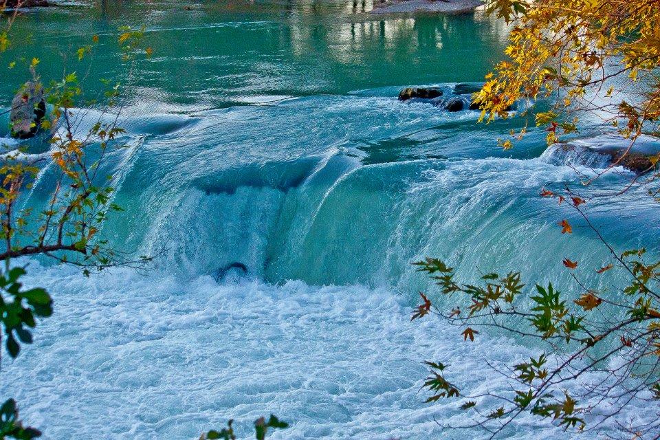 Türkei Wasserfall