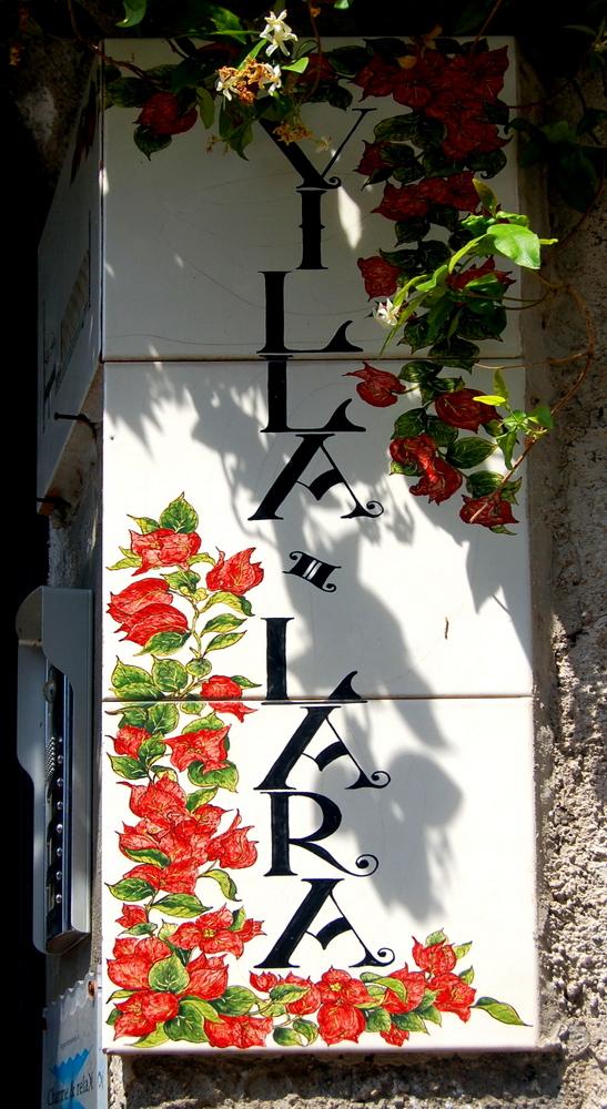 "Türkeramik ""Villa Lara"""