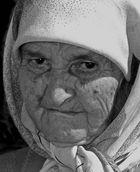 Türkische Bäuerin