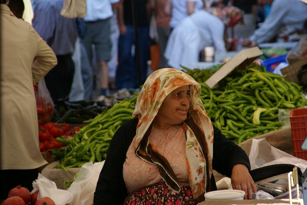 Türkischer Basar
