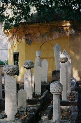 Türkischer Friedhof in Rhodos-Stadt