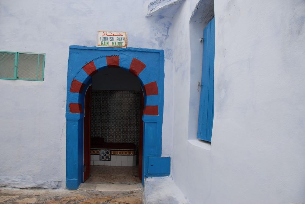 Türkisches Bad in Tunesien
