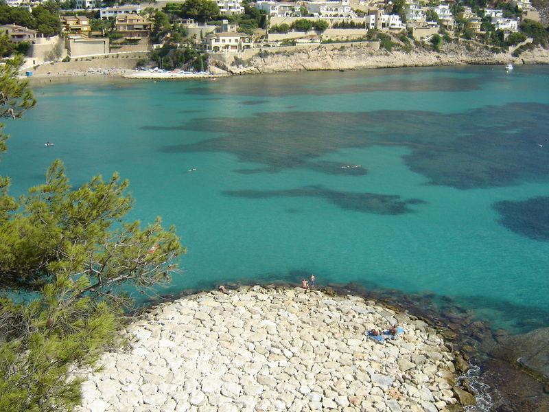 Türkise Bucht