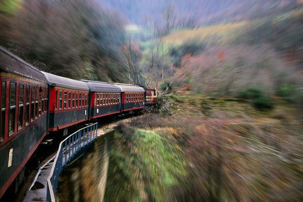 Türkiye/Samsun-Amasya treni