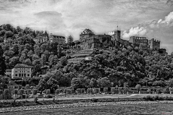 Türme am Rhein _ Burg Rheinfels
