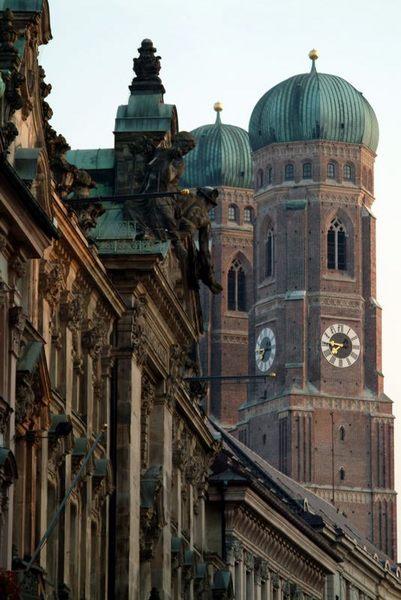Türme der Frauenkirche